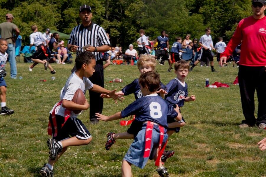 Flag Football Defense